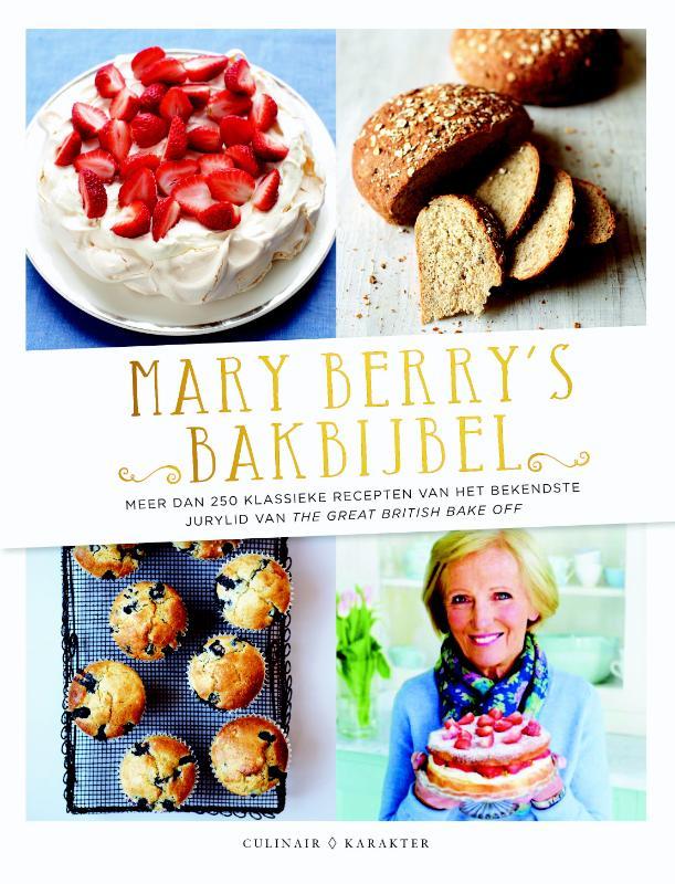 Mary Berry's bakbijbel