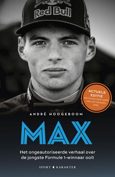 MAX - De jongste Formule 1 winnaar ooit
