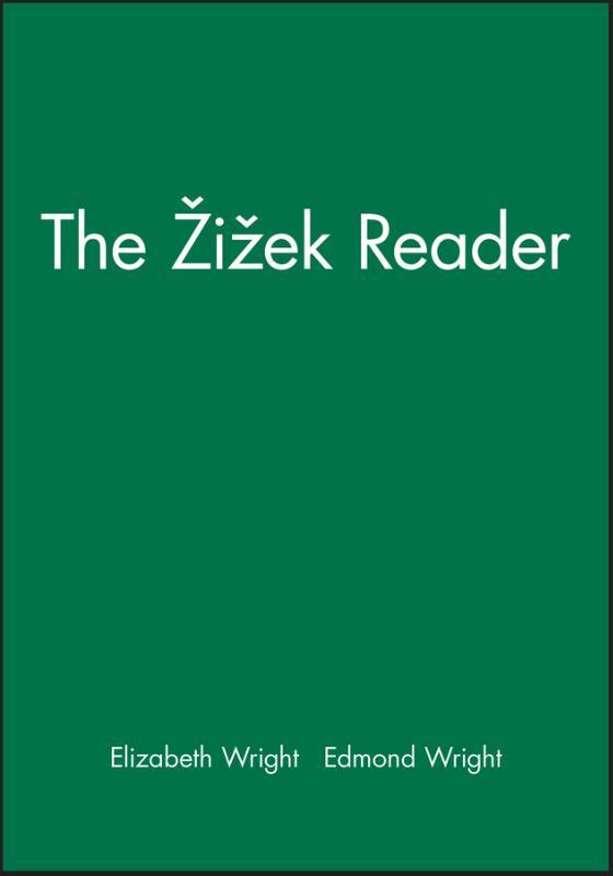 The Zizek Reader