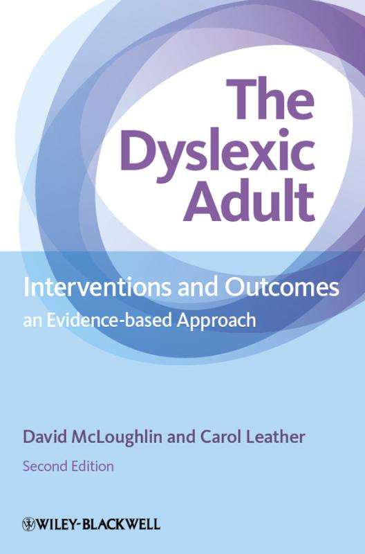The Dyslexic Adult