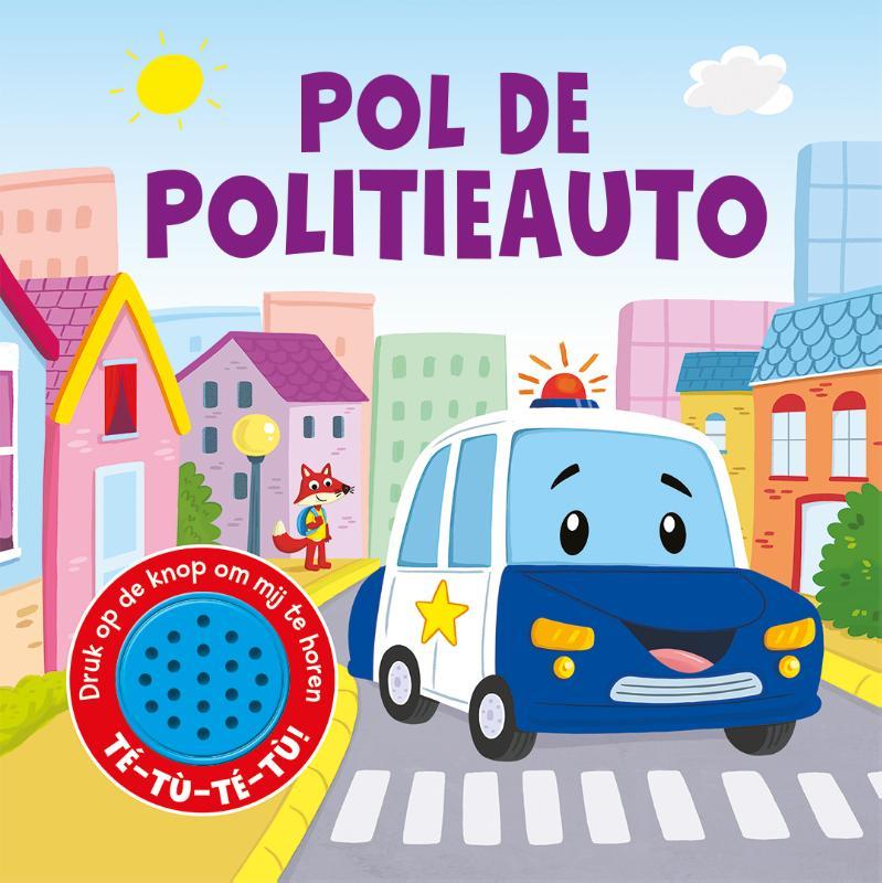 Pol de politieauto - 1 geluid