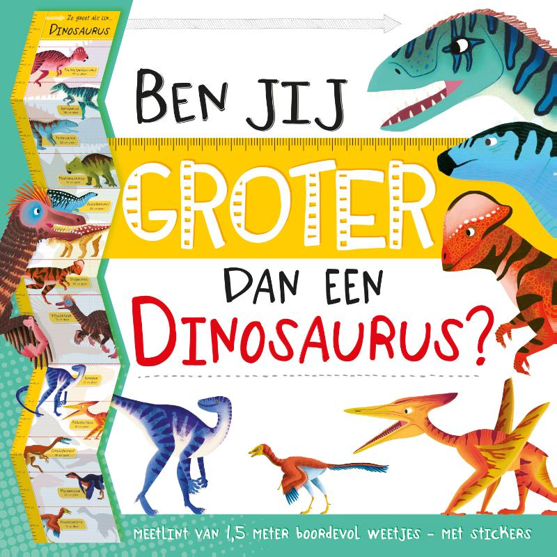 Ben jij groter dan een Dinosaurus?
