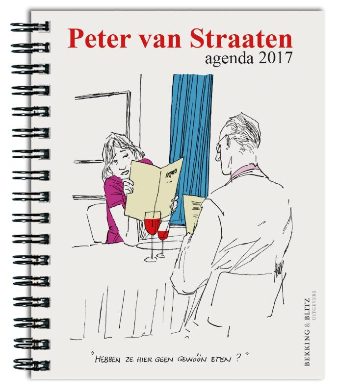 Peter van Straaten weekagenda 2017