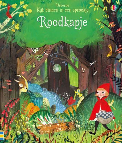 Kijk binnen in een sprookje - Roodkapje