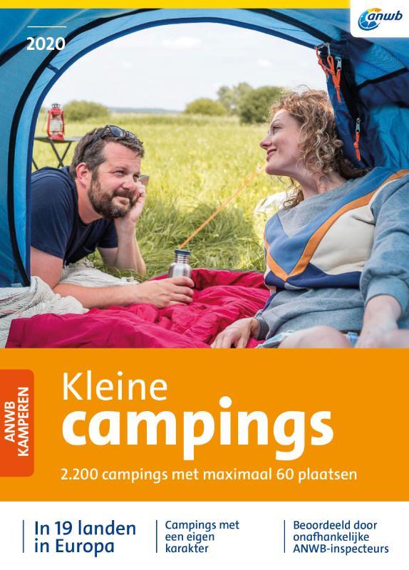 ANWB kamperen - Kleine Campings