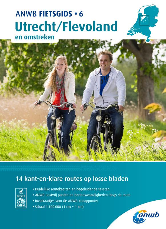 Fietsgids 6. Utrecht/Flevoland
