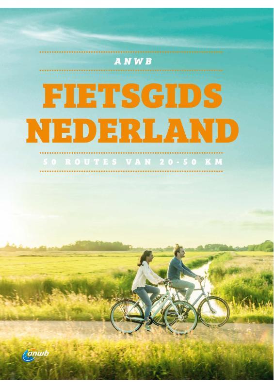 ANWB Fietsgids Nederland