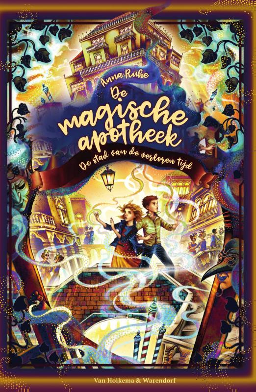 De magische apotheek - De stad van de verloren tijd