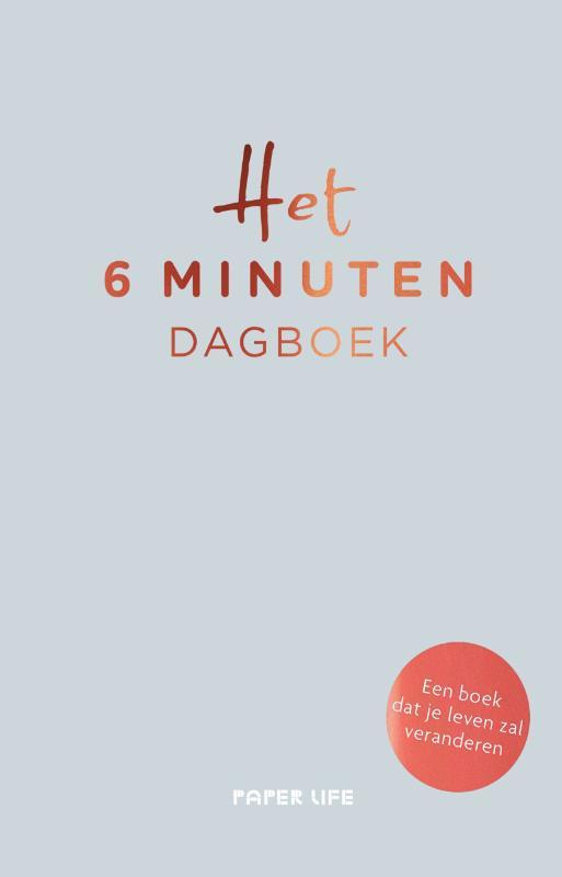 Het 6 minuten dagboek