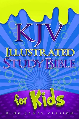 Illustrated Study Bible for Kids-KJV