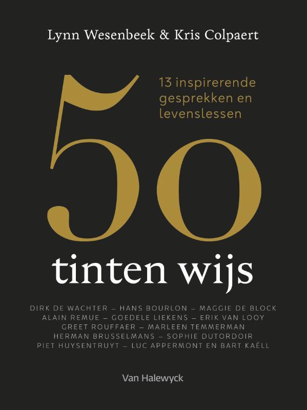 50 tinten wijs