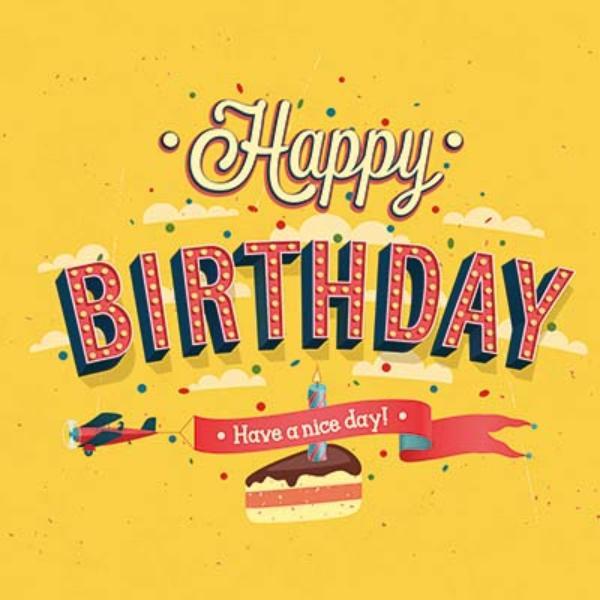 Cadeauboeken Happy Birthday Have A Nice Day