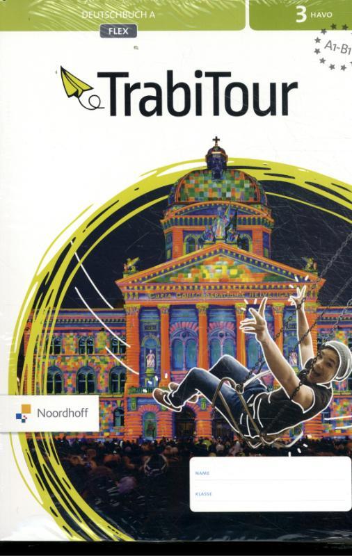 Trabitour 3 havo Deutschbuch A+B