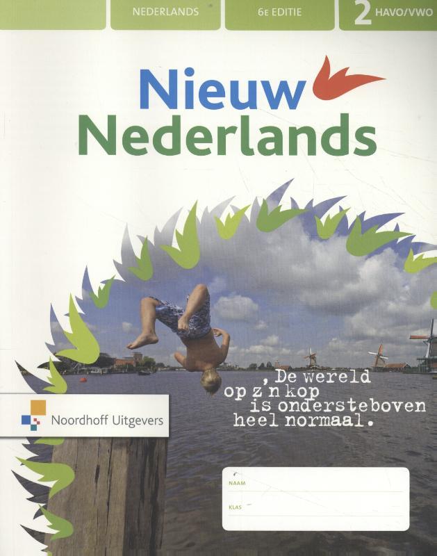 Nieuw Nederlands 2 havo/vwo