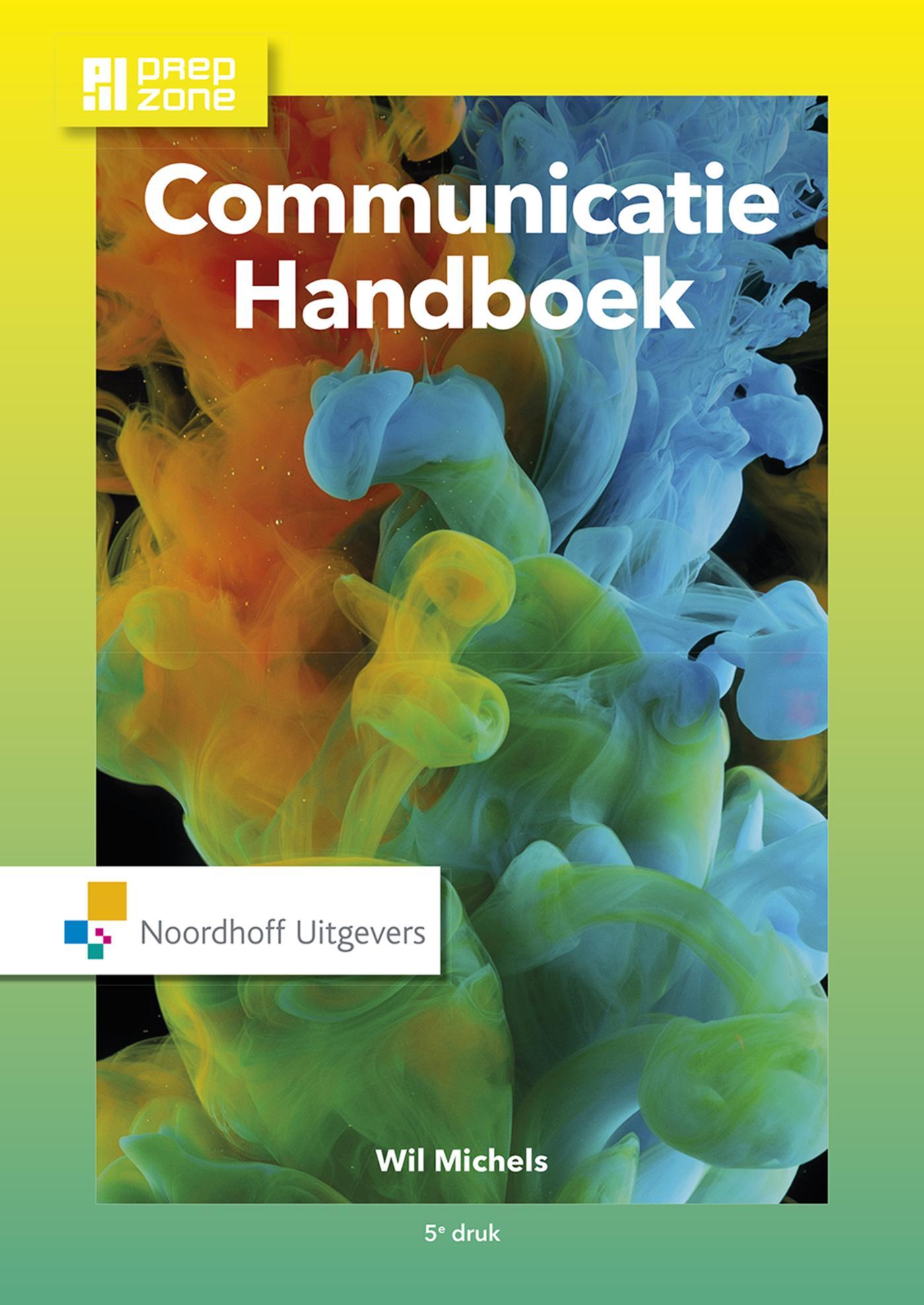 Communicatie handboek (e-book)