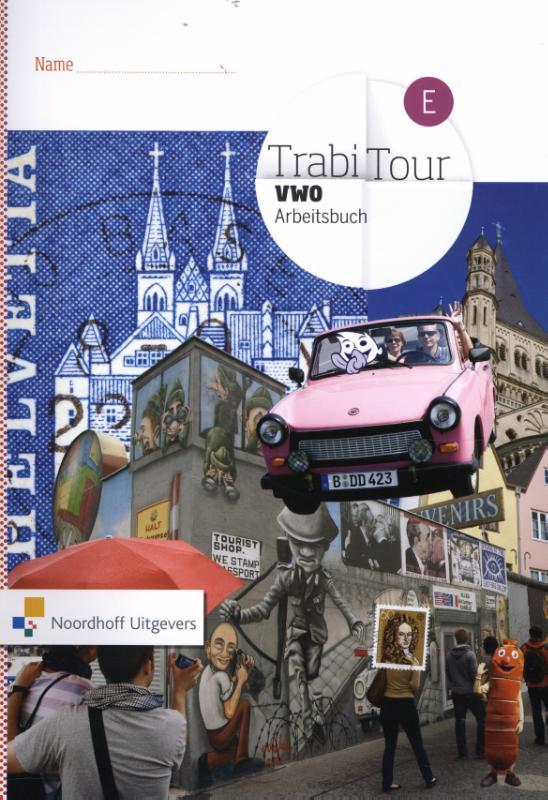 TrabiTour vwo Arbeitsbuch E