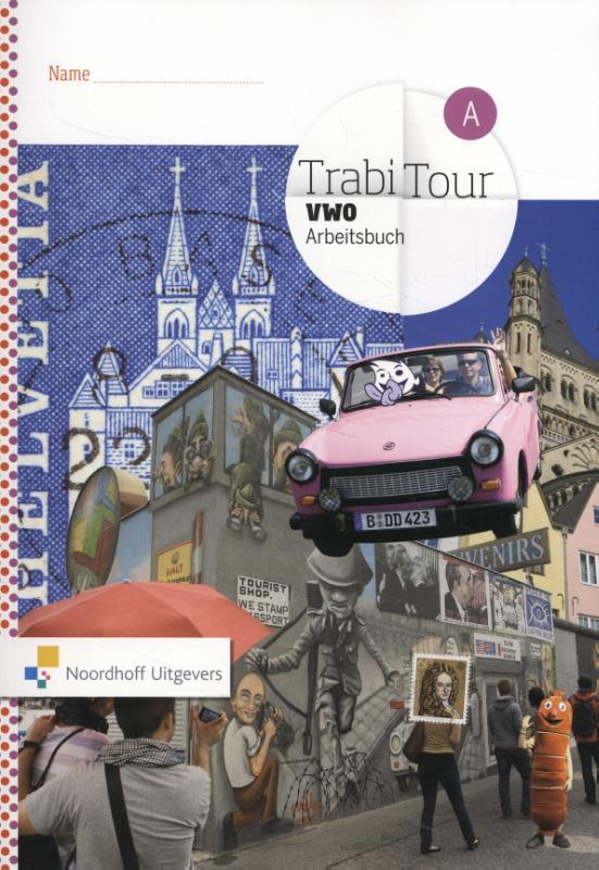 TrabiTour vwo Arbeitsbuch A