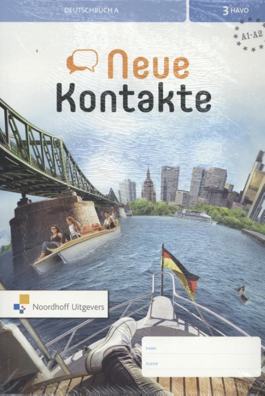 Neue Kontakte 3 havo a+b Deutschbuch