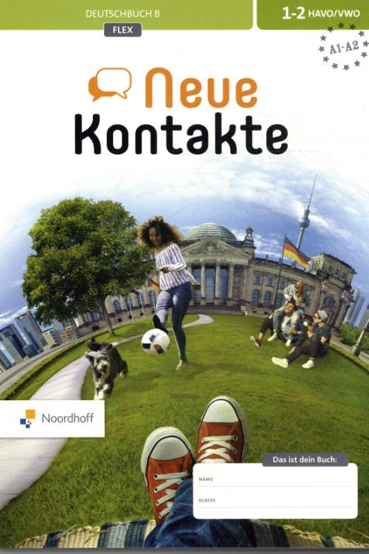 Neue Kontakte havo/vwo 1-2 FLEX B Lehrarbeitsbuch