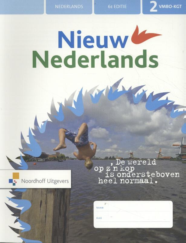 Nieuw Nederlands 2 vmbo-kgt