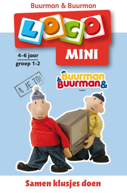 Loco Mini Buurman & Buurman-Samen klusjes doen