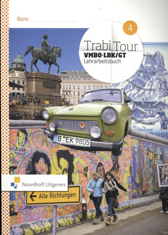 TrabiTour 4 vmbo LBK(GT) Lehrarbeitsbuch