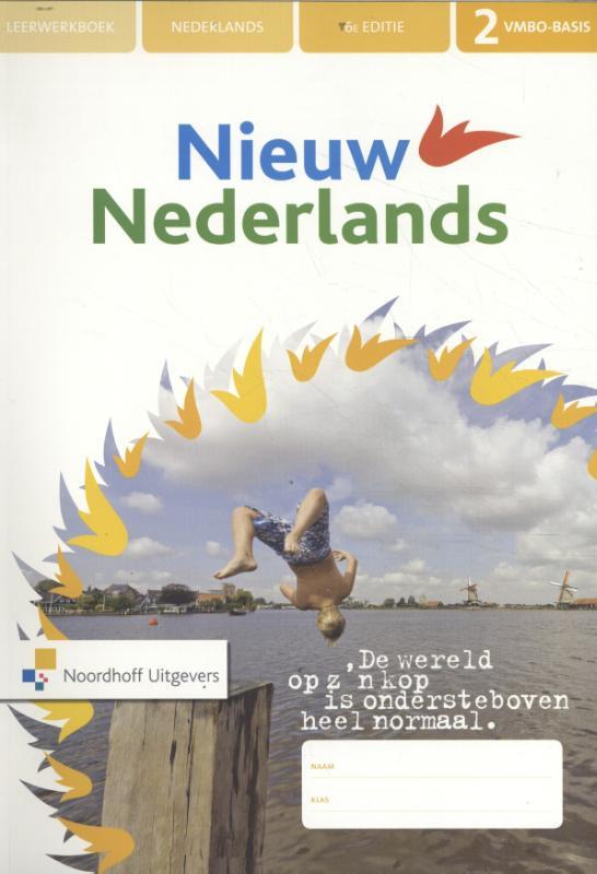 Nieuw Nederlands Nederlands 2 vmbo-basis leerwerkboek