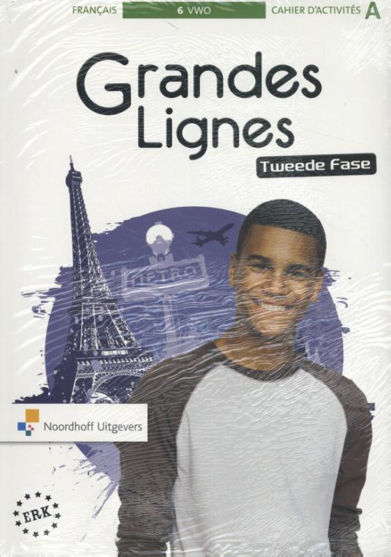 Grandes Lignes 6 vwo cahiers d
