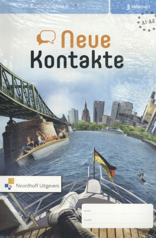 Neue Kontakte vmbo-gt 3 (A+B) Deutschbuch