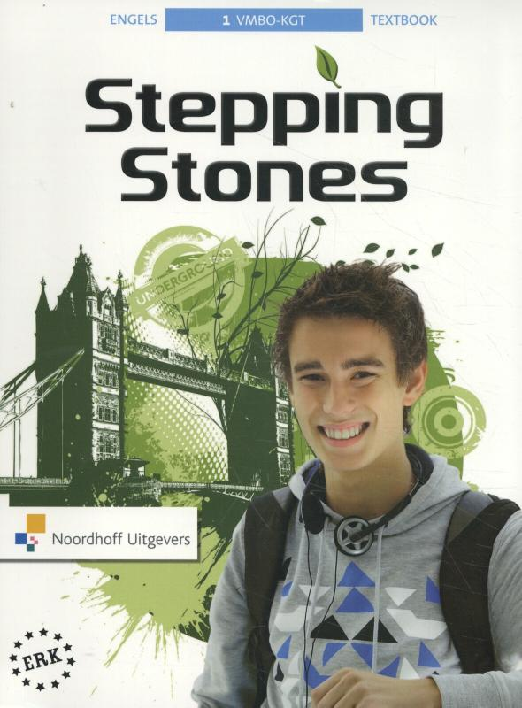 Stepping Stones 1 VMBO-KGT Textbook