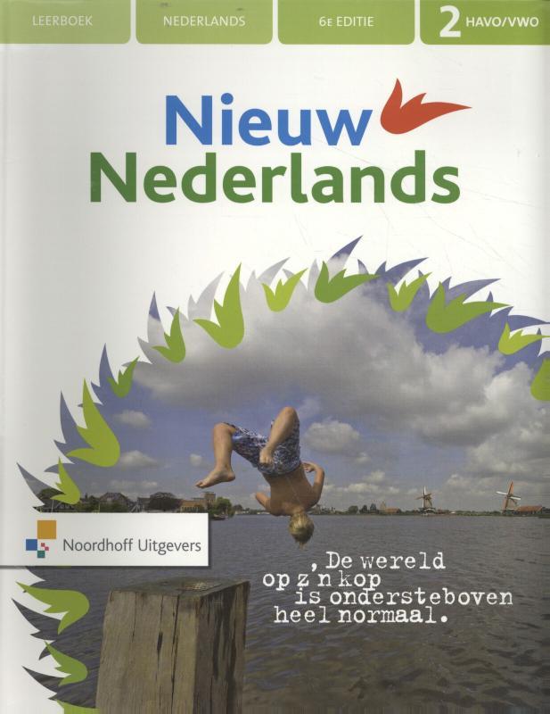 Nieuw Nederlands 2 havo/vwo leerboek