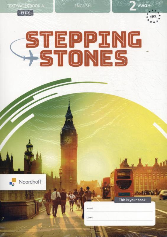 Stepping Stones 7e ed vwo+ 2 FLEX text/workbook A + B