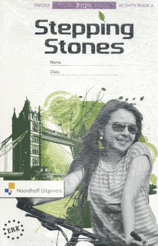 Stepping Stones engels (t)havo 2 activitybook