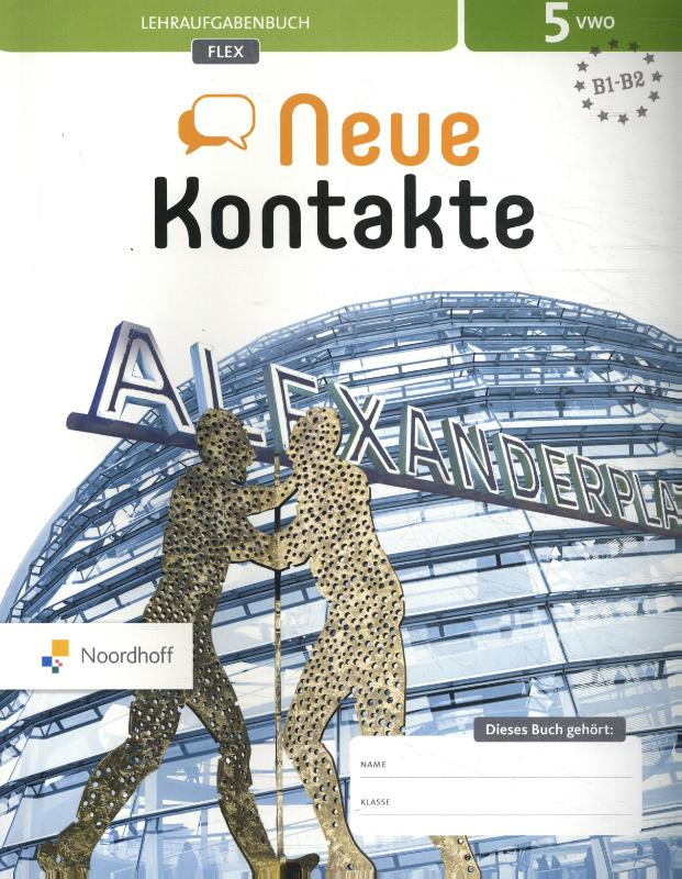 Neue Kontakte 5 vwo Lehraufgabenbuch flexa