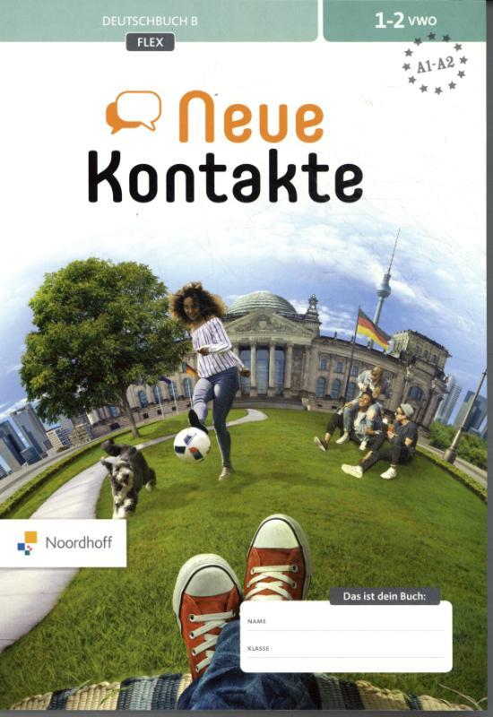 Neue Kontakte 1-2 vwo flex Lehrarbeitsbuch B