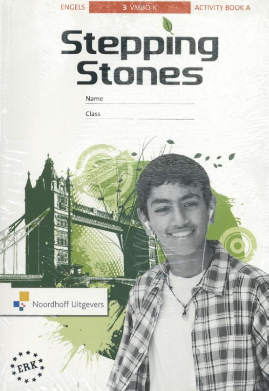 Stepping Stones vmbo-k 3 activitybook