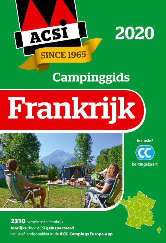 ACSI Campinggids - ACSI Campinggids Frankrijk