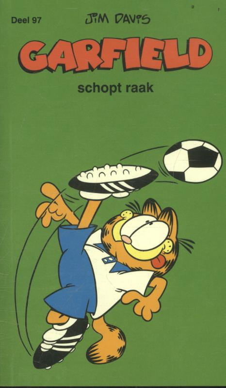 Garfield Pocket 97