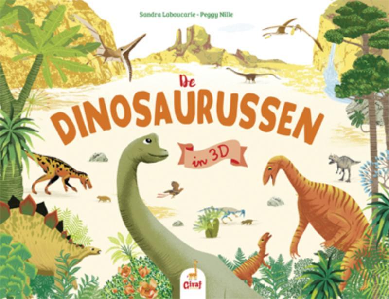 De dinosaurussen in 3D