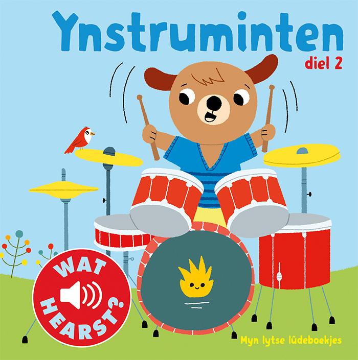 Myn lytse lûdeboekjes - Ynstruminten