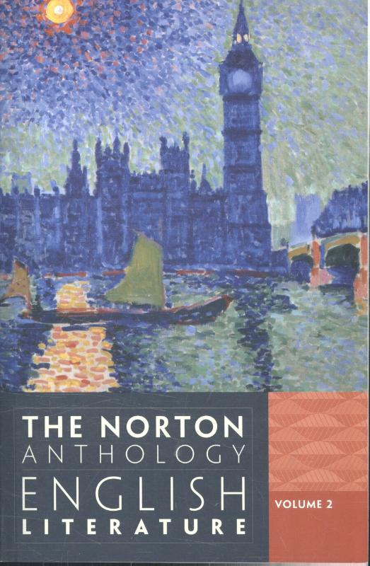 The Norton Anthology of English Literature - V2