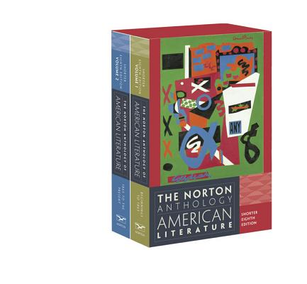 The Norton Anthology of American Literature - V1 & V2 Package