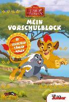 Die Garde der Löwen - Mein Vorschulblock