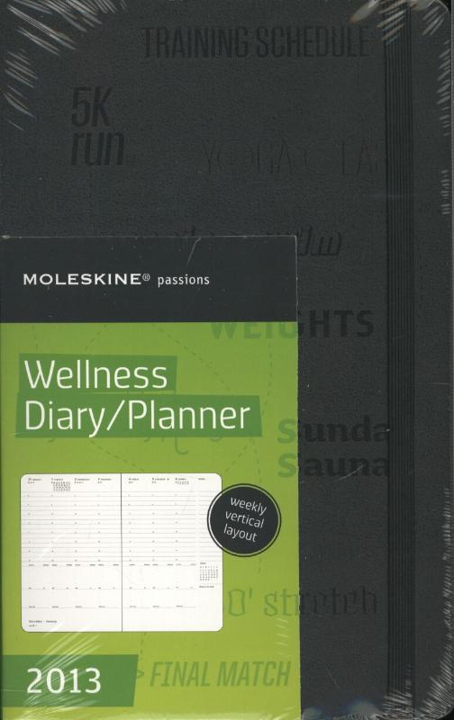 Moleskine Passion Wellness Weekly Diary