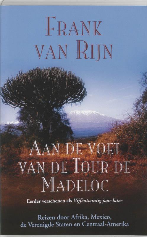 Aan de voet van de Tour de Madeloc