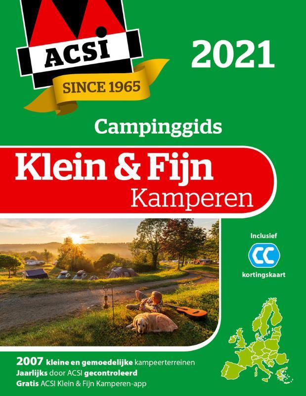 Campinggids Klein & Fijn Kamperen 2021