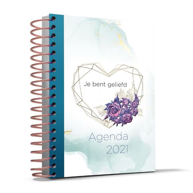 Je bent geliefd agenda 2021