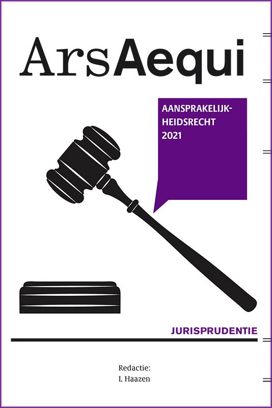 Ars Aequi Jurisprudentie - complete serie