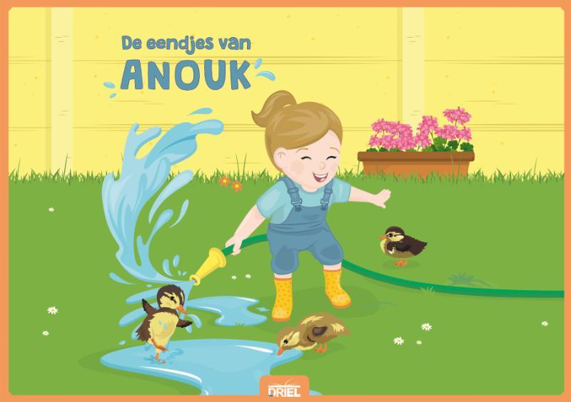 De eendjes van Anouk vertelplaten