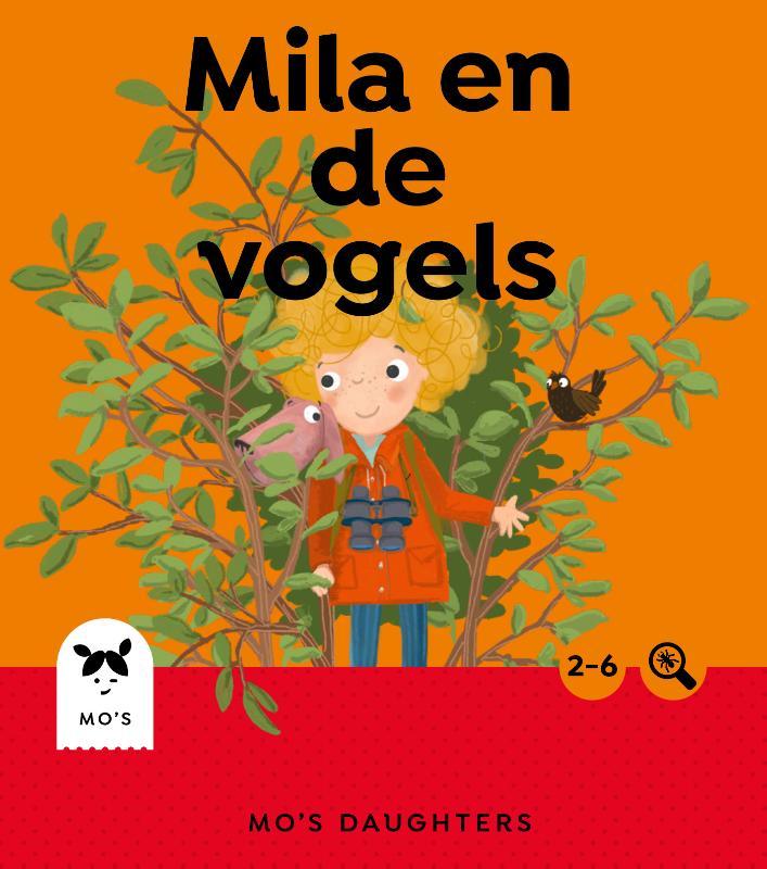 Mo's Daughters Adventurer - Mila en de vogels